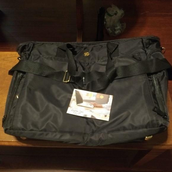 Zohzo Handbags - BREAST PUMP BAG & LAPTOP CASE - ZOHZO LAUREN TOTE